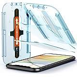 Spigen EZ Fit Tempered Glass Screen Guard for iPhone 11 / Xr - 2 Pack