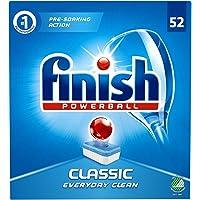 Finish Dishwasher Tablets Classic 52s