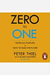 Zero to One Audible Audiobook