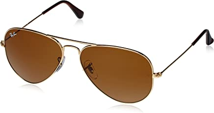 Ray-Ban Aviator Sunglasses (Golden) (RB3025 001/3358)