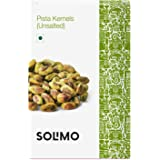 Amazon Brand - Solimo Premium Pista Kernels - Plain, 250g
