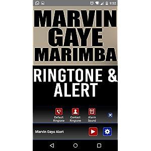 tone ring Marvin gay