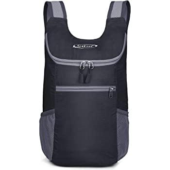 G4Free Unisex Mochila plegable, ultra liviana, peque?a y plegable para viajar, caminar, andar en bicicleta, senderismo o multiusos Daypacks