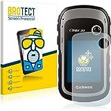 BROTECT 2X Entspiegelungs-Schutzfolie kompatibel mit Garmin eTrex 30 Displayschutz-Folie Matt, Anti-Reflex, Anti-Fingerprint