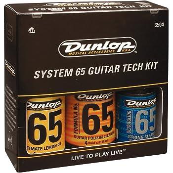 Dunlop DL PF 00015 6504 System 65 Guitar Tech Kit -Pflegeset