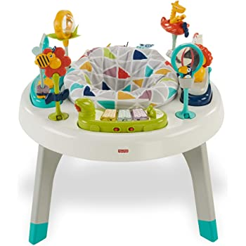 03bf284b990b Fisher-Price 2-in-1 Sit-to-Stand Activity Centre