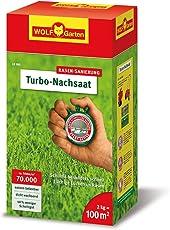 WOLF Garten LR Turbo-Nachsaat Rasen