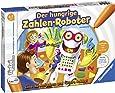 Ravensburger tiptoi 00706 - Spiel: Der hungrige Zahlen-Roboter / Formen und Zahlen bis 20 lernen: Spannendes Lernspiel für Kinder von 4 - 7 Jahre