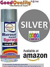 f22 Aerosol Spray Paint (Silver)