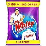 Mr. White Detergent Powder - 4Kg