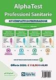 Alpha Test. Professioni sanitarie. Kit completo di preparazione: Manuale di preparazione-Esercizi commentati-Prove di…