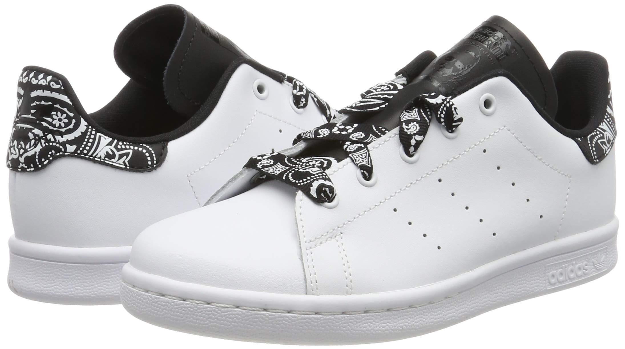 adidas Stan Smith C, Scarpe da Ginnastica Unisex – Bambini 5 spesavip