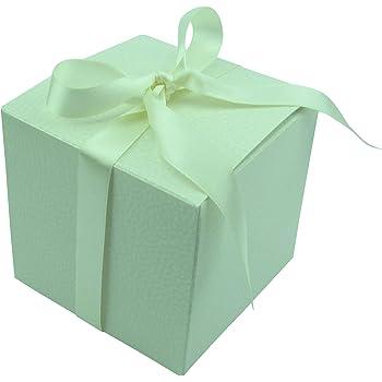 Amazon De Unbekannt Geschenkebox 80 X 80 X 80 Mm Kartonage 25
