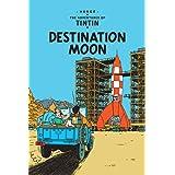 Destination Moon: The Adventures of Tintin (Hb)