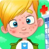 Skin Doctor - Kids Game (Hautarzt – Spiel für Kinder)