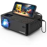 """Vidéoprojecteur, VILINICE WiFi Mini Projecteur Full HD 5500 Lumens Retroprojecteur avec 1080P et 240"""" Supported…"""
