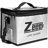 حقيبة زي ليبو الامنة مقاومة للحريق ومضادة للانفجار، حقيبة تخزين بطارية ليبو بسعة كبيرة لتخزين الاغراض، حقيبة امنة للشحن والتخ
