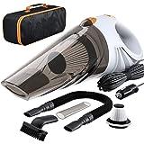 Maharsh High Quality 12v 150watt Car use Vacuum Cleaner for Dry   Wet Use