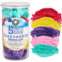 Old Tree Shower Cap Pack Of 5 X 5