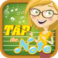 Tap the Note learn sheet music