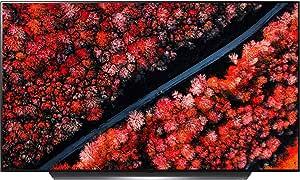 TV OLED 4K 164 cm LG OLED65C9  Téléviseur OLED 65 pouces  TV Connectée : Smart TV  Netflix  Tuner TNT/Câble/Satellite