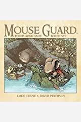 Mouse Guard Roleplaying Game Box Set, 2nd Ed. Paperback