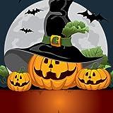 Collage de fotos de Halloween