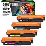 Cool Toner Compatible Toner Cartridge Replacement TN241 TN245 for Brother HL-3140CW DCP-9020CDW MFC-9330CDW HL-3150CDW HL-3170CDW MFC-9140CDN HL-3142CW HL3152CDW DCP-9015CDW MFC-9130CW MFC 9330CDW