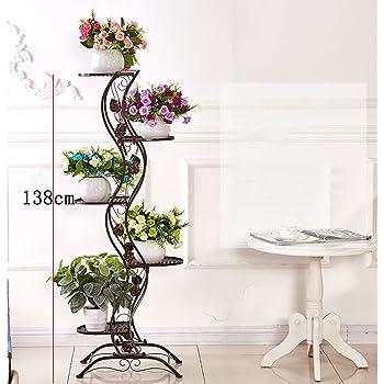 support plante balcon