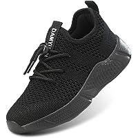 Bambini Bambina Ragazzo Ragazza Scarpe da Corsa Sportive Ginnastica Respirabile Mesh Leggero Running Tennis Sneakers…