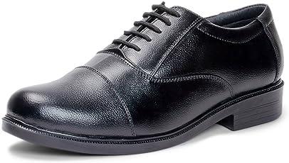 Bacca Bucci Men's Leather Shoes - Black