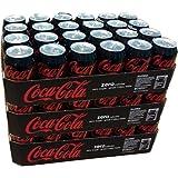 Coca Cola 'Zero' 72 x 0,33 l blik XXL-pakket (Coke Zero)
