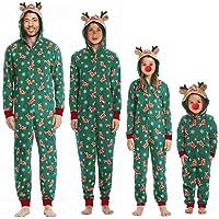 Christmas Matching Family Pyjamas Sets Pajamas Sleepwear Loungewear for Family