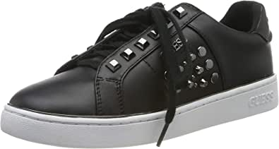 Guess Brandi/Active Lady/Leather LIK, Chaussures de Gymnastique Femme