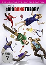 The Big Bang Theory - Die komplette elfte Staffel [2 DVDs]