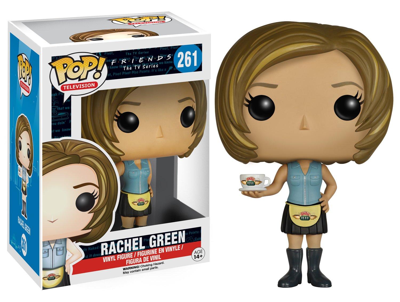 Funko Pop Rachel Green (Friends 261) Funko Pop Friends