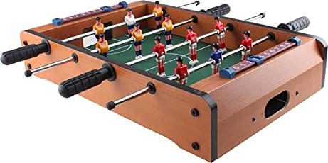 Fabofly Mini Football Soccer Mini Table Soccer Board Game (multicolor)