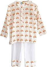 Frangipani Unisex Cotton Football Pyjama Set