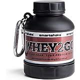 Whey2Go Trechter - 110 ml/4,5 oz (50 g/0,11 lbs) (zwart)