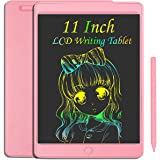 JOEAIS Tavoletta Grafica LCD Scrittura Bambini 11 Pollici, Doodle Scrittoio elettronico Tavolo da Disegno Digitale Tavoletta