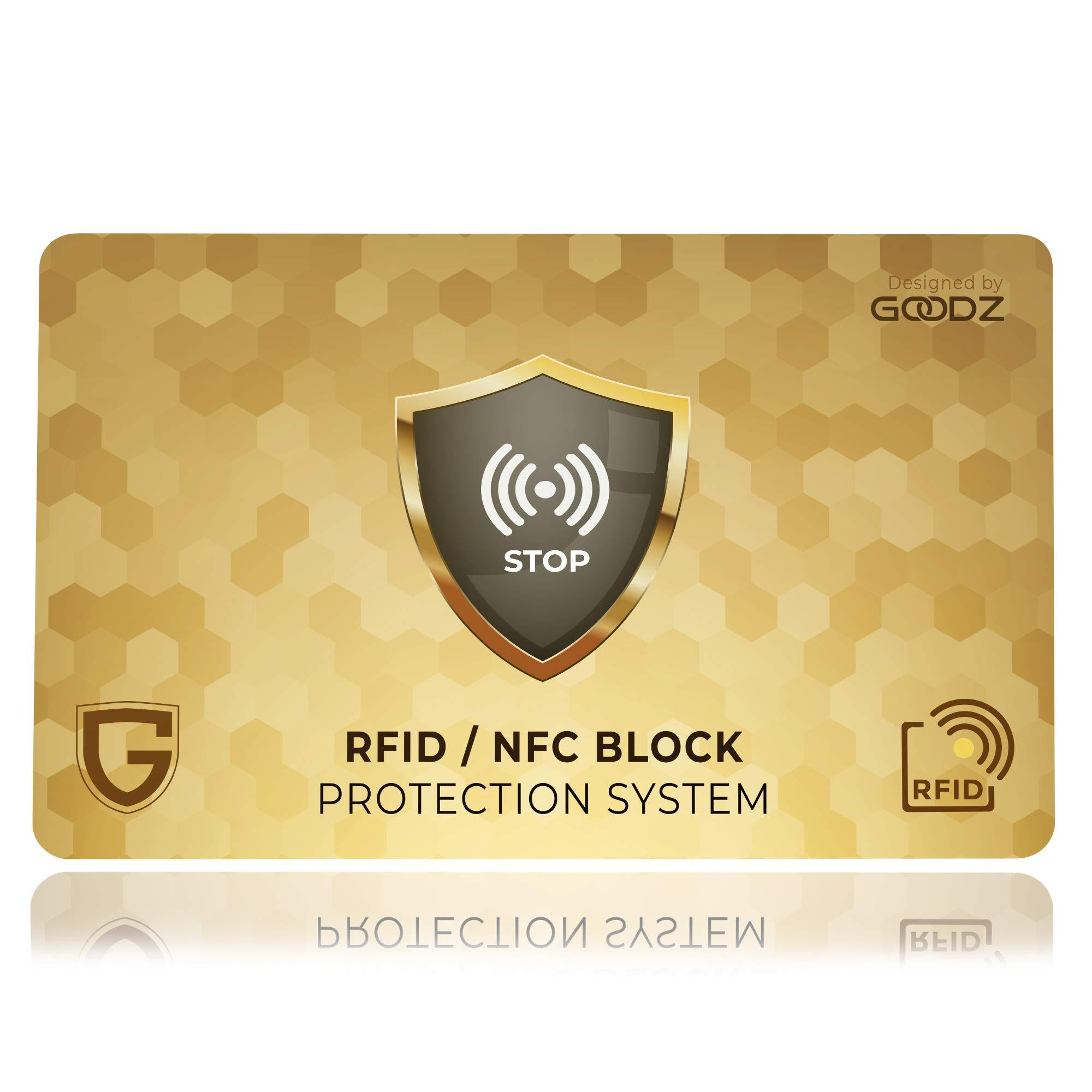 1e7c47f96f Credito per Portafoglio: RFID Blocking per Porta Carte di Credito –  Protezione