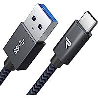 Rampow Cavo USB Type-C [ Carica Rapida 3A ] Cavo Tipo C Compatibile per Samsung S9 / Note 8 / S8, Huawei P10 / P9…