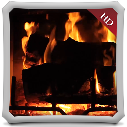 Lovely Fireplace HD - Wallpaper & Themes