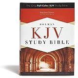KJV Study Bible, Jacketed Hardcover