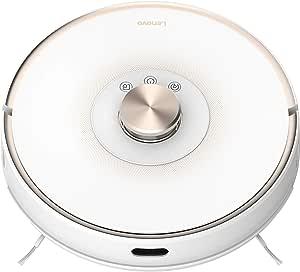 Lenovo T1 Pro Cleaner+Dust Bin, White