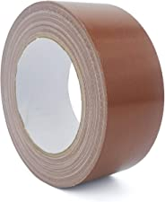 BJ Industrial Grade Duct Tapes With Rubber Adhesive, Heavy Duty Premium Cloth Adhesive Multipurpose, and Non-reflective tapes