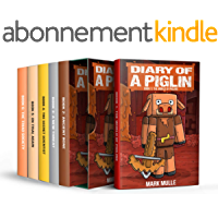 Diary of a Piglin: Books 1-6 (6-Book Box Set): Diary of a Piglin Box Sets 1 (An Unofficial Minecraft Book for Kids…