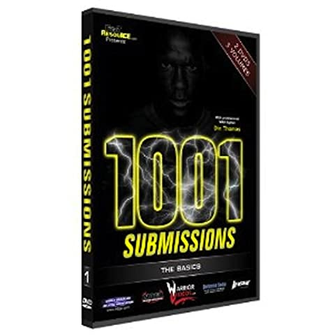 1001 Submissions Disc 9