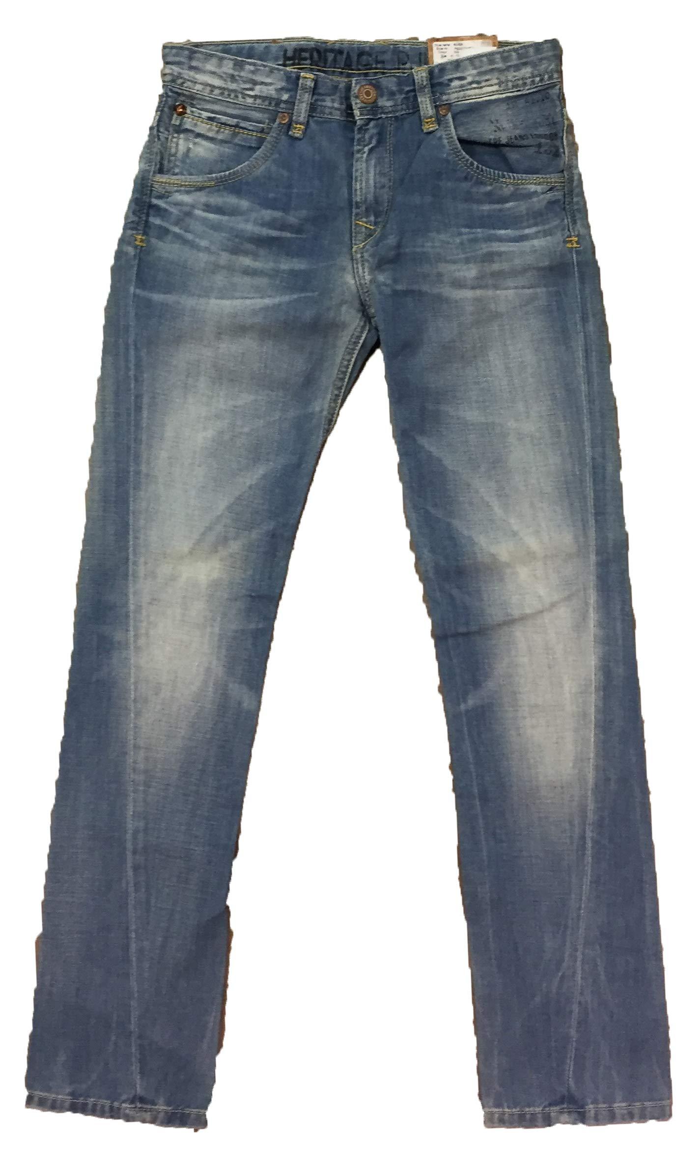 Pepe Jeans – Pantalón Largo River, Chico, Color: Indigo