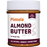 Pintola All Natural Almond Butter (Crunchy) (200g)